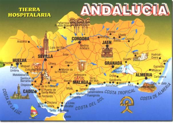 Andalucía 2012