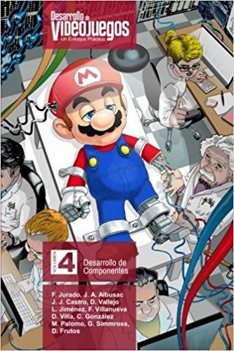Libro Desarrollo de videojuegos