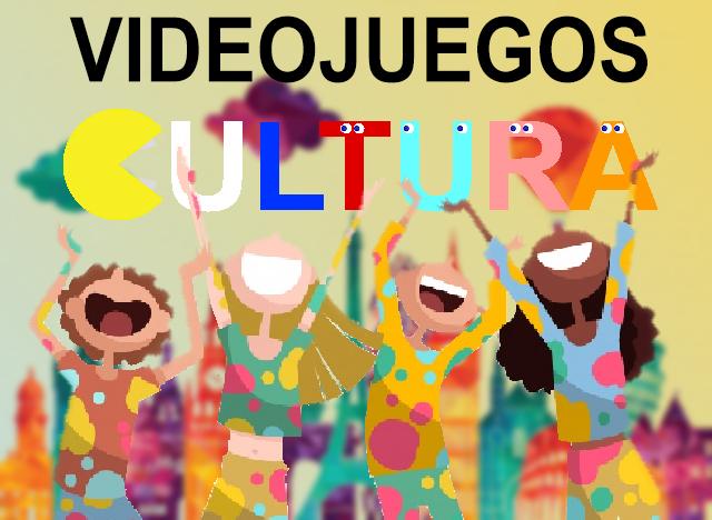 Charla Videojuegos y Cultura