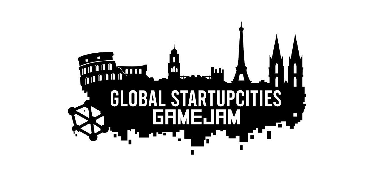 Global Startup Cities Game Jam logo
