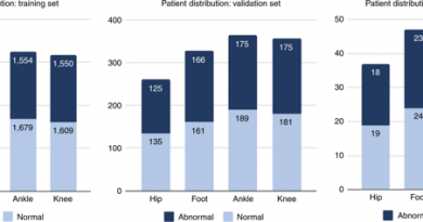 Automated abnormality detection in lower extremity radiographs using deep learning