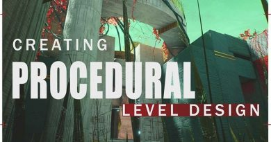 Houdini Tutorial Procedural Level Design in UE4
