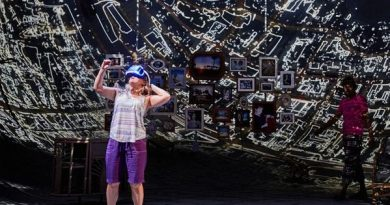 How Technology Is Augmenting Traditional Theatre