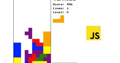 Learning Modern JavaScript with Tetris - Michael Karén