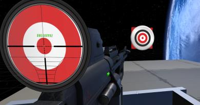 Making a Sniper Scope in VR