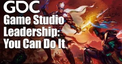 Game Studio Leadership: You Can Do It