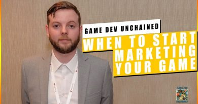 When to Start Marketing Your Game | Game Dev Unchained