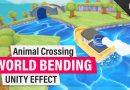 Animal Crossing's World Bending Effect | Unity Tutorial