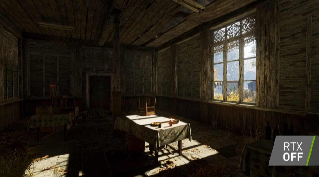 ray tracing in games