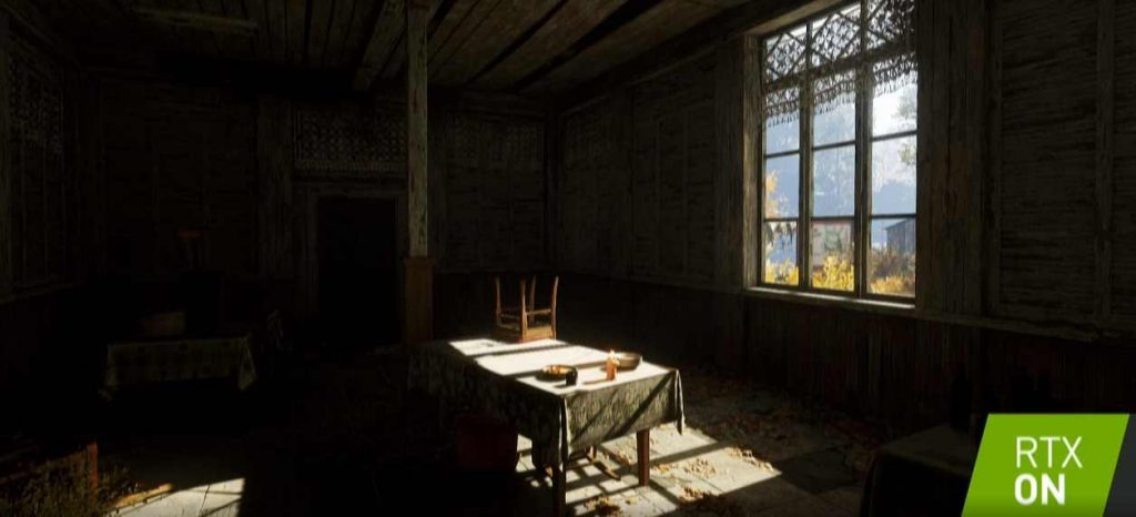 raytracing in games